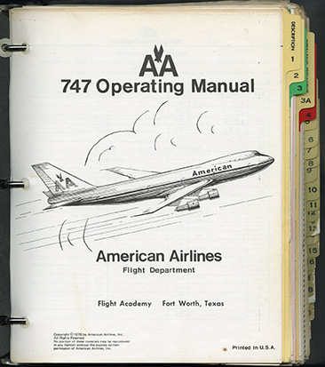 commercial acft manuals rh stuffinder com 747 owners manual 747 service manual